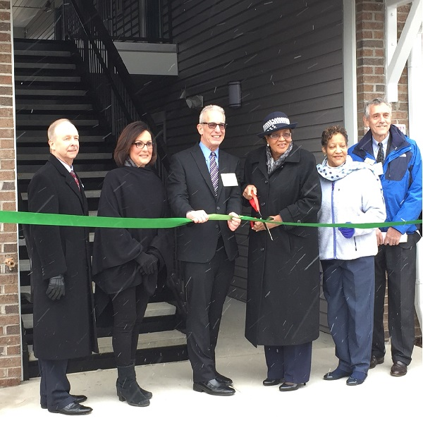 AHM, Inc. Completes Contruction of New Affordable Apartments in Greensboro & Celebrates its 45th Anniversary